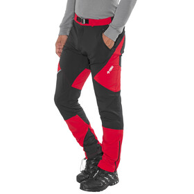 Directalpine Cascade Light 2.0 - Pantalon Homme - rouge/noir